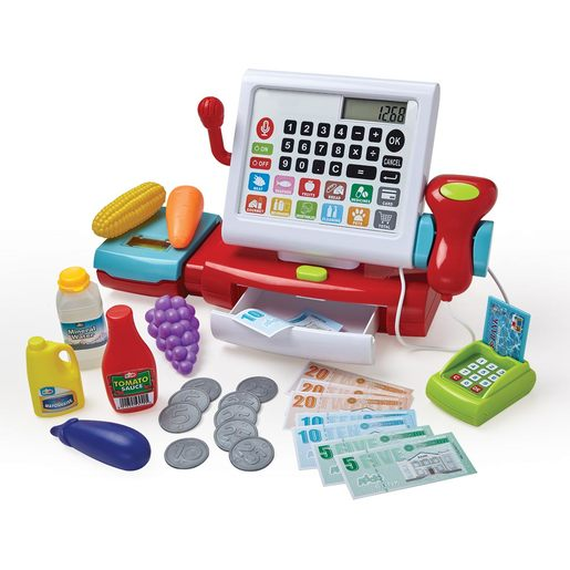 Busy Me Electronic Cash Register from TheToyShop