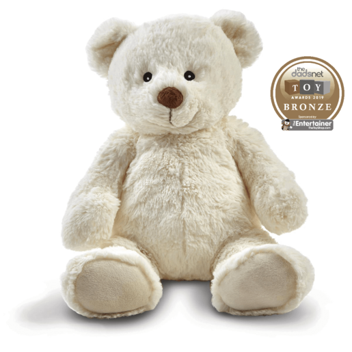 Snuggle Buddies Friendship Teddy - Cream