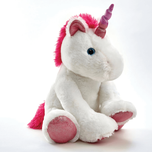 Snuggle Buddies 35cm Unicorn Plush Toy - Misty