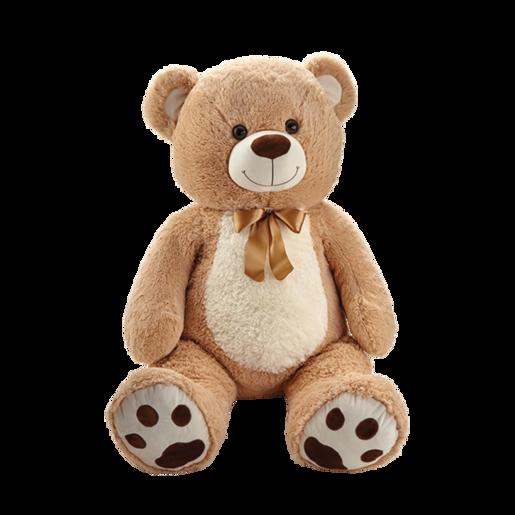Snuggle Buddies Jumbo 125cm Henry Teddy Bear from TheToyShop