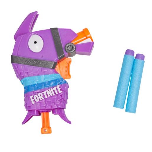 Fortnite Nerf MicroShots Blaster - Micro Llama