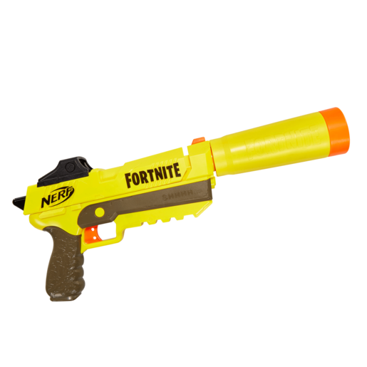 Fortnite SP-L Nerf Elite Dart Blaster with Detachable Barrel