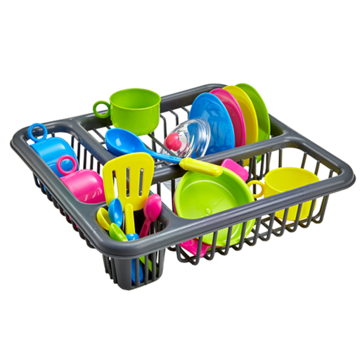 Busy Me Let's Do The Dishes Playset