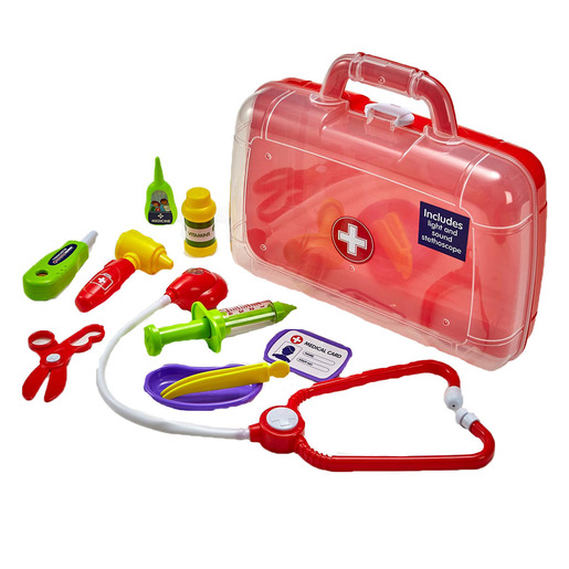 Busy Me My Medical Case Playset