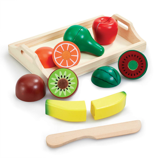 Woodlets Slicing Food Playset Fruit