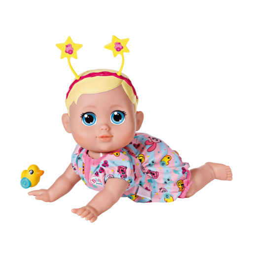 BABY Born Funny Faces - Crawling Baby Doll