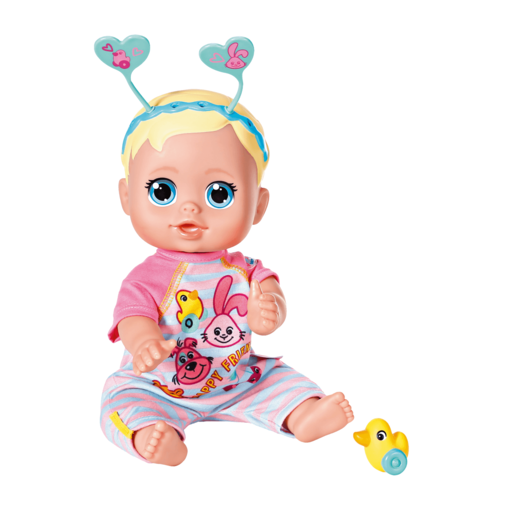 BABY Born Funny Faces - Bouncing Baby Doll