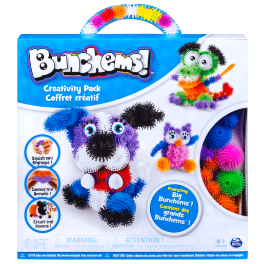 Bunchems - Creativity Pack (350 Pieces)
