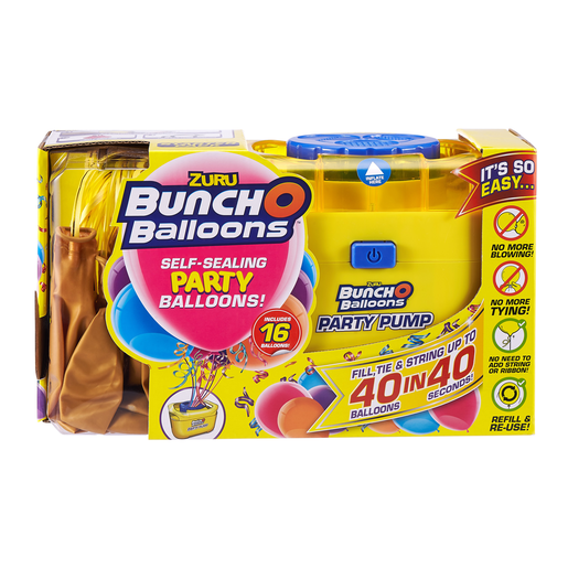 Bunch O Balloons Party Pump