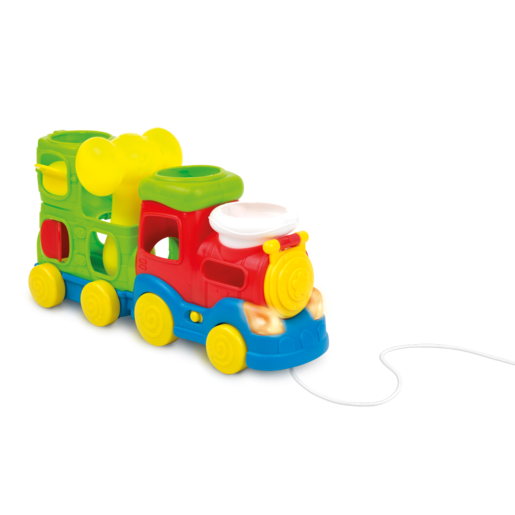 WinFun Pull and Play Train