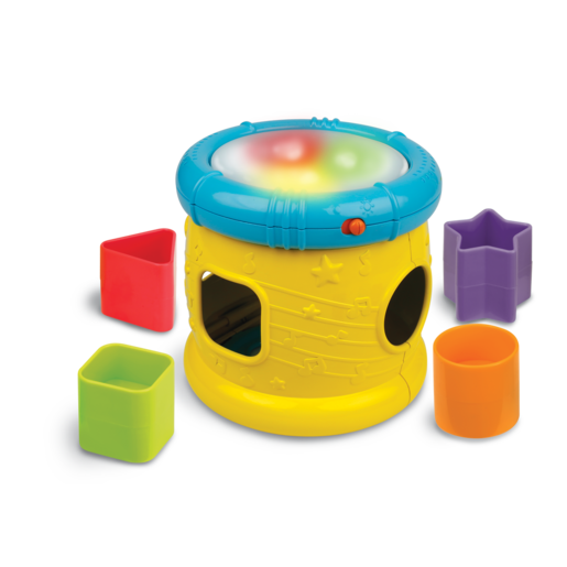 WinFun Sort 'N Fun Musical Drum