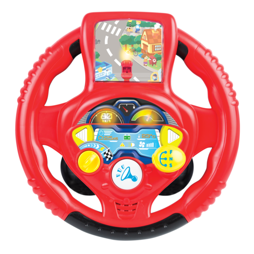 WinFun Speedster Driver Steering Wheel