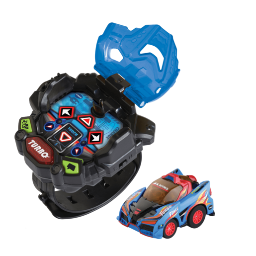 VTech Turbo Force Racer - Blue