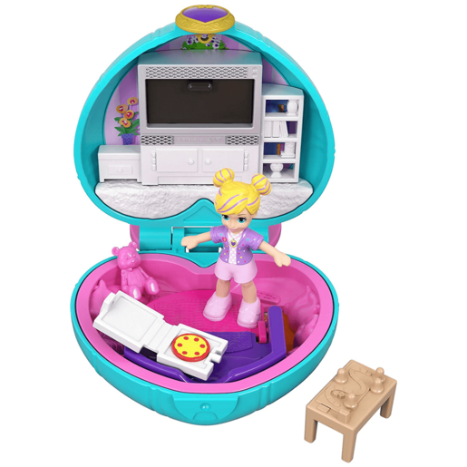 Polly Pocket Tiny Pocket Places Livingroom Playset
