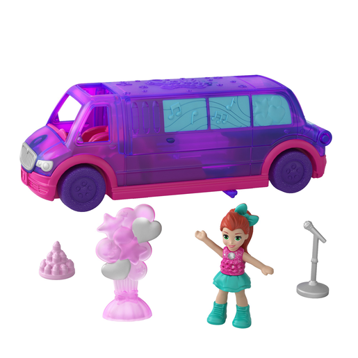 Polly Pocket Party Limo