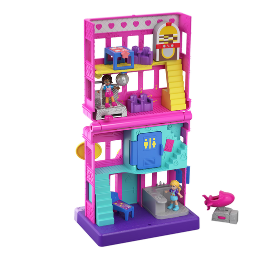 Polly Pocket Pollyville Diner