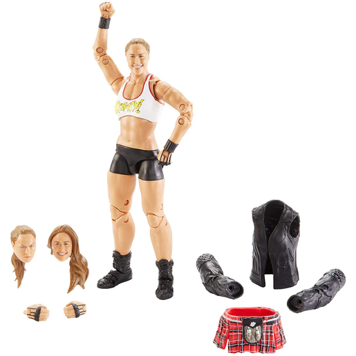 WWE Ultimate Edition Figure - Ronda Rousey