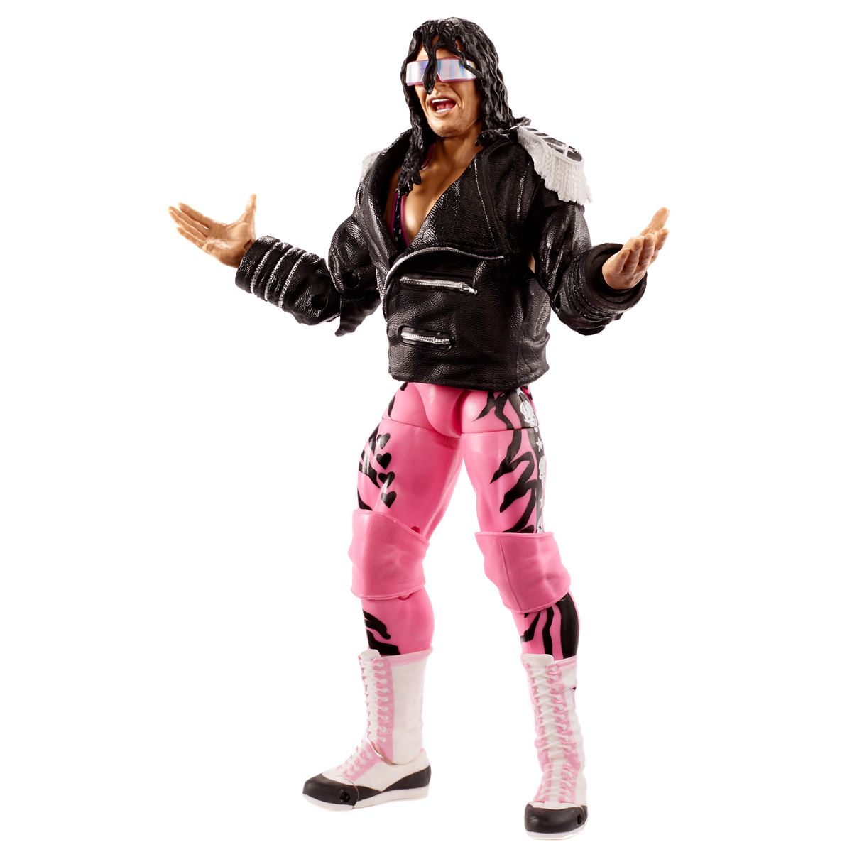 Wwe Ultimate Edition Bret Hitman Hart Action Figure The Entertainer