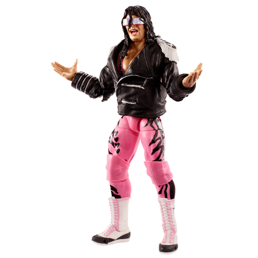 WWE Ultimate Edition Bret Hitman Hart Action Figure