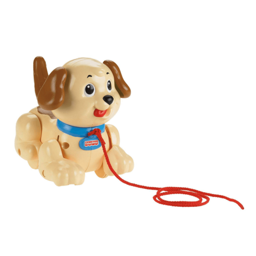 Fisher Price Lil Snoopy Pull Along Dog