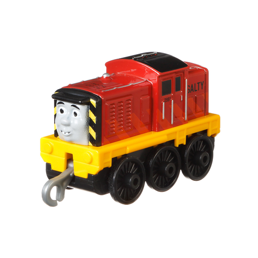 Thomas & Friends Trackmaster Push Along Salty
