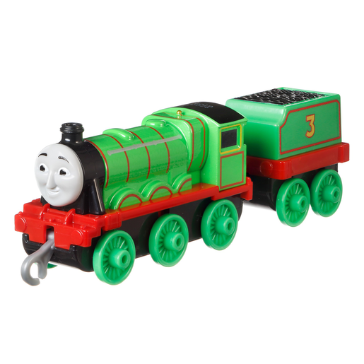 Thomas & Friends Trackmaster Push Along Henry