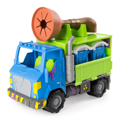 Flush Force Series 2  - Potty Wagon Playset