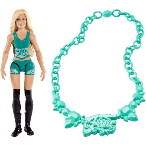 WWE Superstars Ultimate Fan Pack 17cm Action Figure - Charlotte