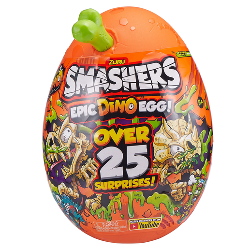 Smashers Epic Dino Egg Collectibles Series 3