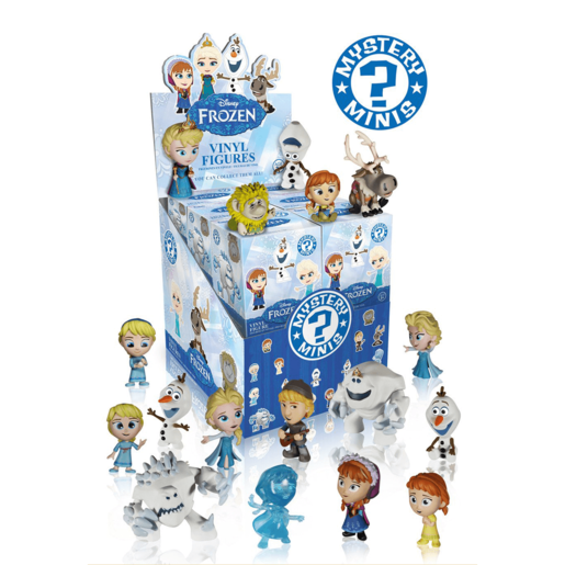 Funko Mystery Minis - Frozen (One figure supplied)