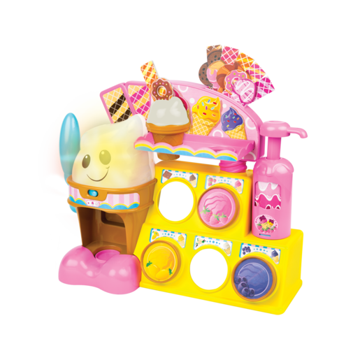 WinFun Sweet Treat Ice Cream Playset