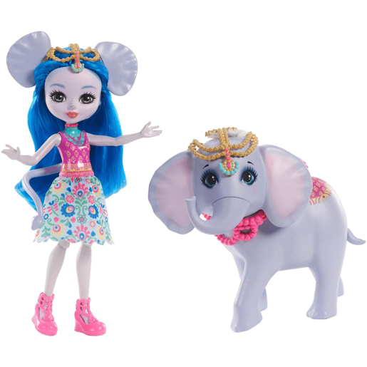 Enchantimals Ekaterina Elephant Doll and Figure