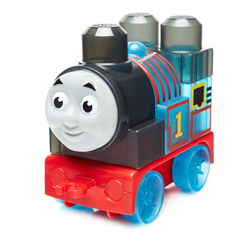 Mega Bloks Thomas and Friends - Clear Blue Thomas