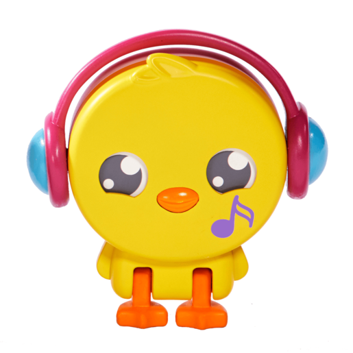 Tomy Toomies Hatch & Whistle - Chick