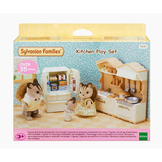 Sylvanian Families Kitchen Play Set