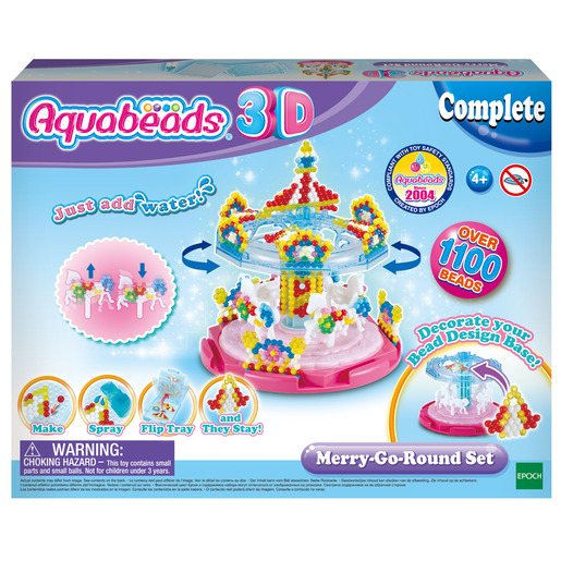 Aquabeads 3D Merry Go Round