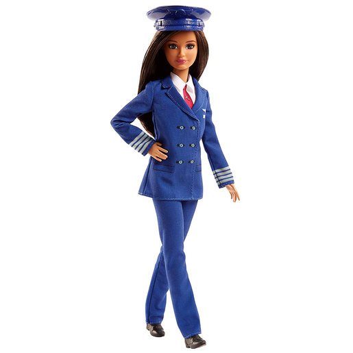 Barbie Careers Doll - Pilot