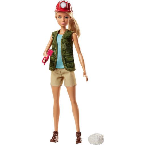 Barbie Career 60th Anniversary Doll - I Can Be a Paleontologist