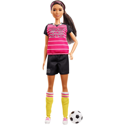 Barbie Career 60th Anniversary Doll   I Can Be A Footballer