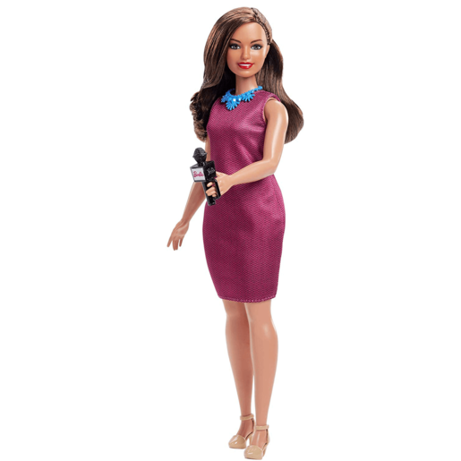 Barbie Career 60th Anniversary Doll - I Can Be a Journalist