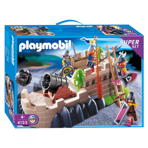 Playmobil Super Set Castle - 4133