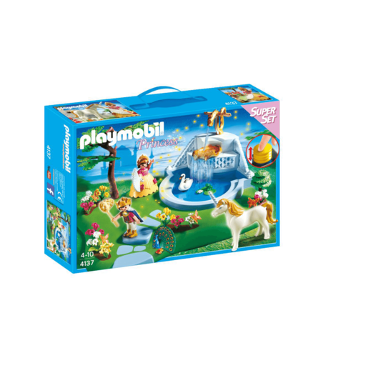 Playmobil Princess Super Set Fairy Tale - 4137
