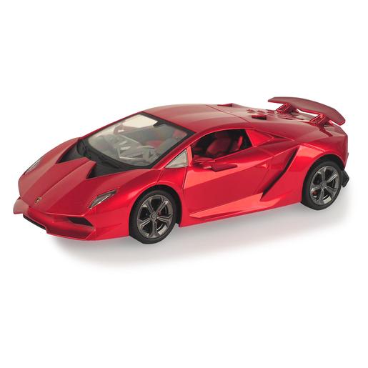 Lamborghini 1:24 Scale Friction Car - Red