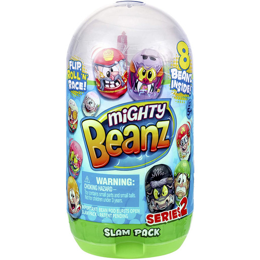 Mighty Beanz Slam Pack (Series 2)