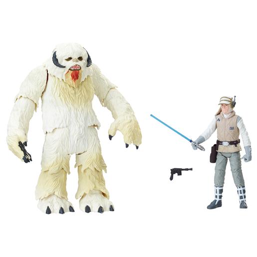 Star Wars Force Link 2.0 Wampa and Luke Skywalker from TheToyShop