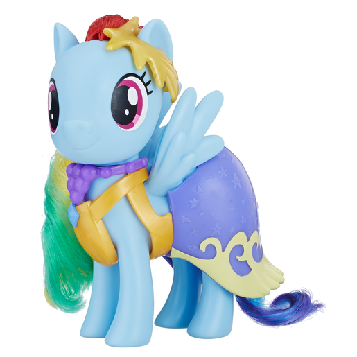 My Little Pony Movie Fashion Figure - Rainbow Dash