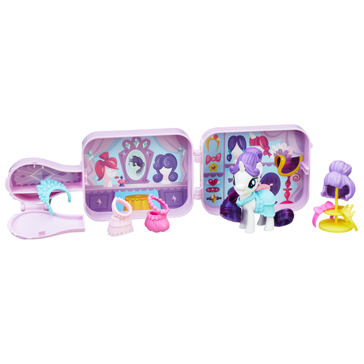 My Little Pony The Movie Playset - Rarity