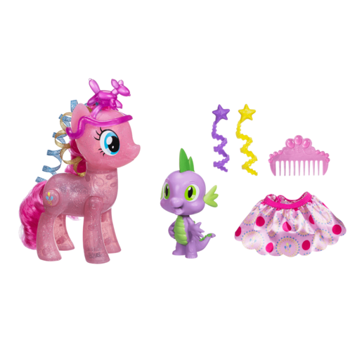 My Little Pony The Movie Friendship is Magic - Pinkie Pie Birthday Surprise
