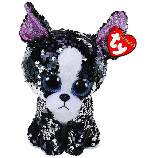 Ty Flippables 23cm Soft Toy - Portia The Dog