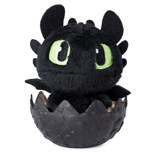 DreamWorks Dragons: Hidden World 8cm Plush Dragon (Styles Vary)